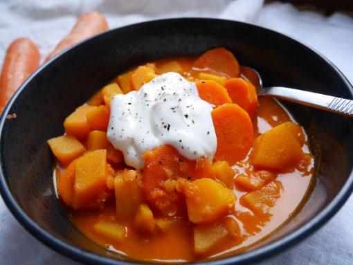 Orange Curry
