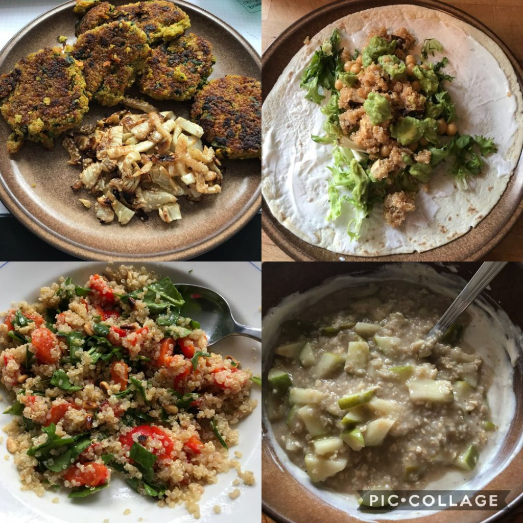 Clean Eating Woche 3