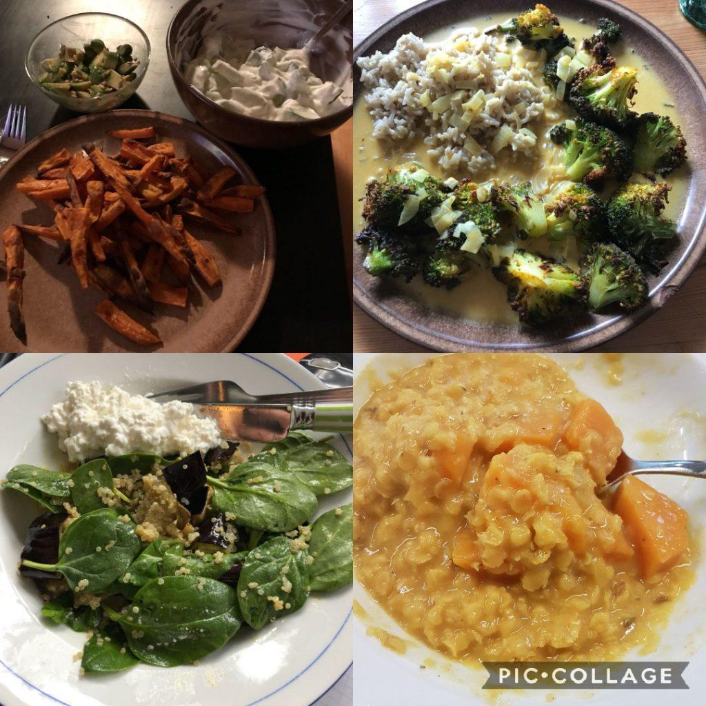 Clean eating Woche 1