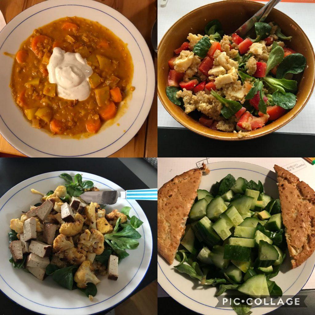 Clean Eating Woche 2