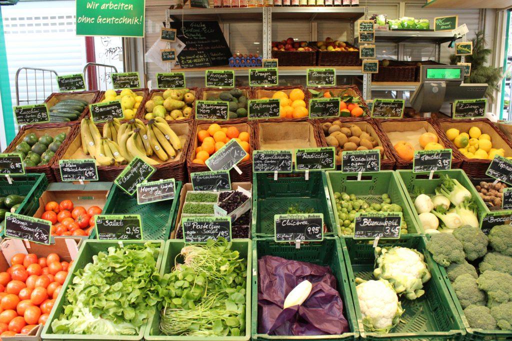 Gemüse Bio