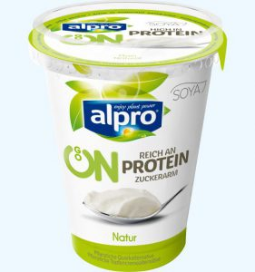 Alpro Soja Go On Natur