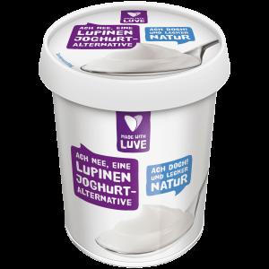 Lupinenjoghurt