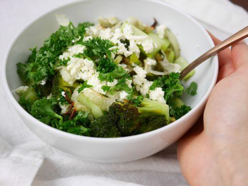 Brokkoli Fenchel Salat
