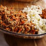 Quinoa Möhren Salat